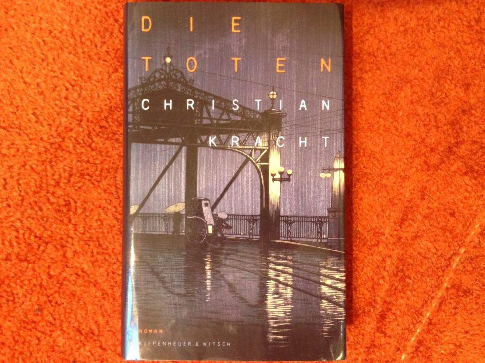 Christian Kracht erhält den Schweizer Buchpreis 2016