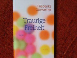 """Friederike Gösweiner erhält den Debütpreis für """"Traurige Freiheit"""""""