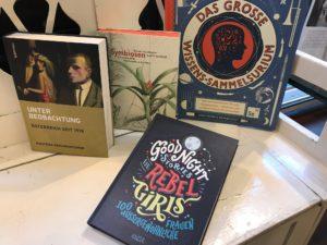 """""""Rebel Girls"""" holen den Preis für das Wissenschaftsbuch des Jahres"""