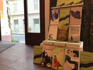 Neue österreichische Literatur zum Welttag des Buches 2018