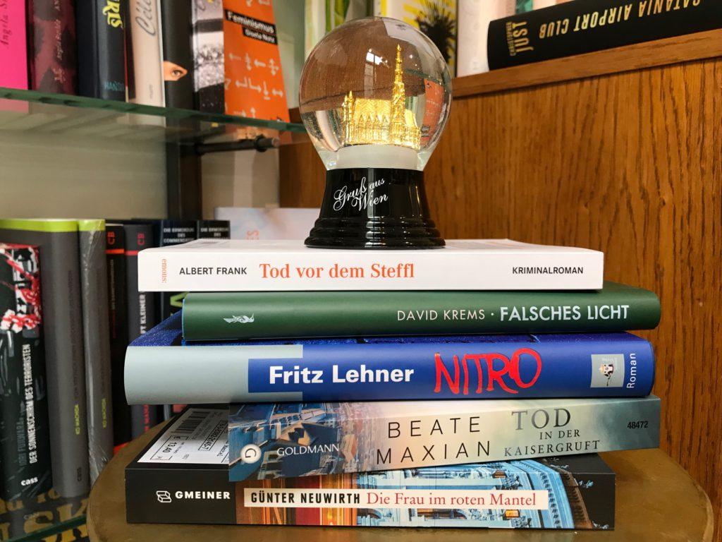 Countdown zum Leo-Perutz-Preis für Kriminalliteratur 2018