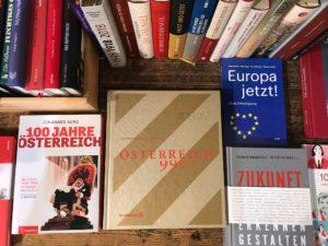 100 Jahre Republik Österreich – Bunter Bücherreigen zum Gedenkjahr