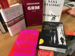 Herbstlicher Preiseregen in der Literaturbranche