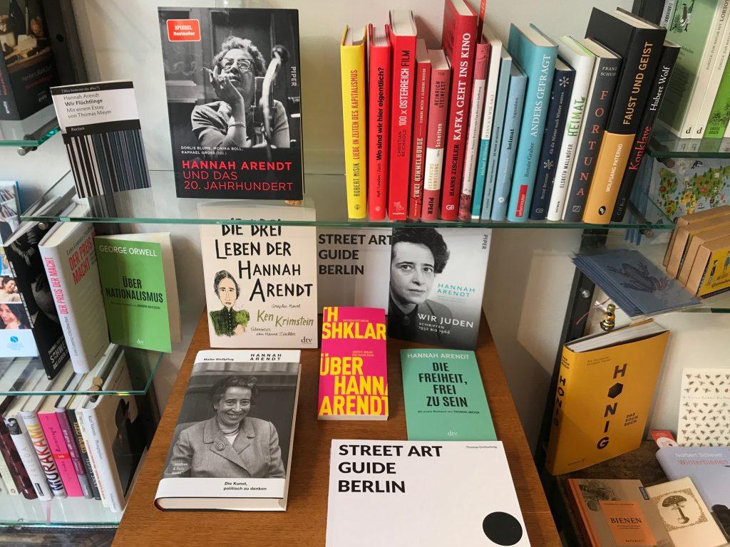 Nach Berlin, Hannah Arendt besuchen