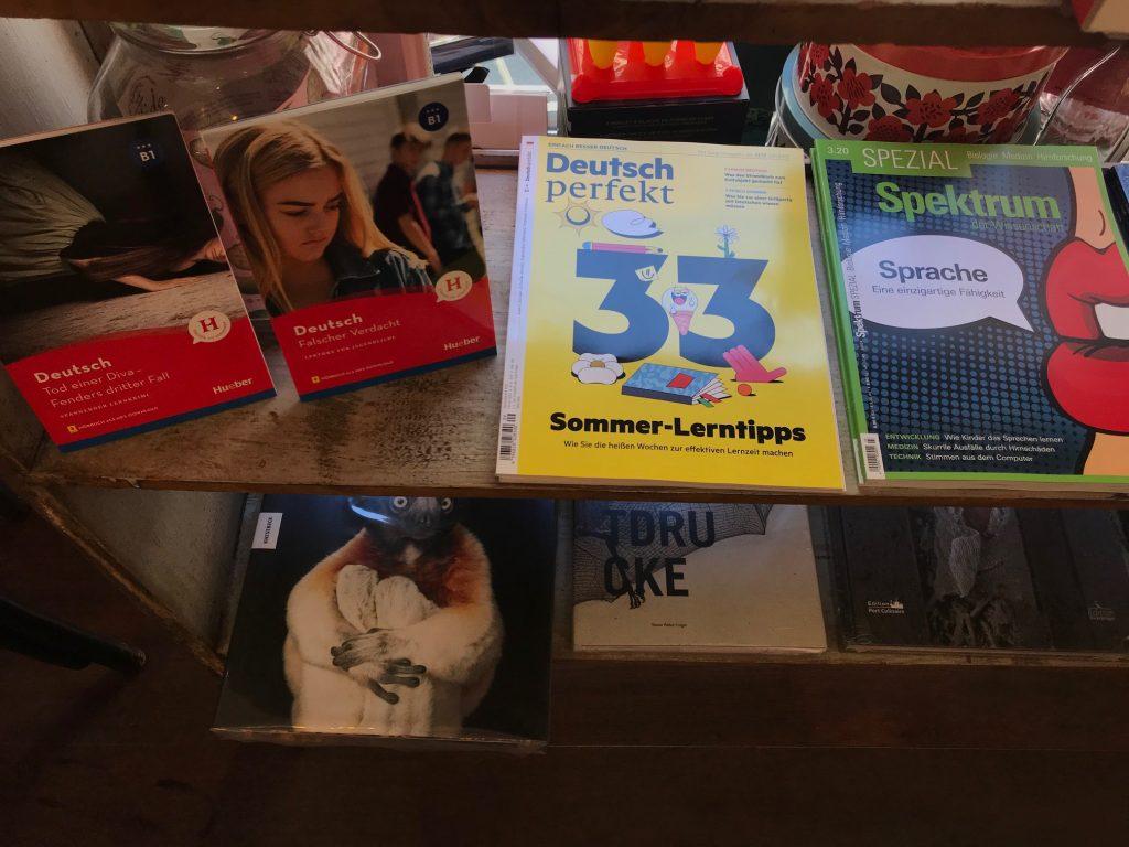 Deutsche Sprache, schwere Sprache? Wir helfen!