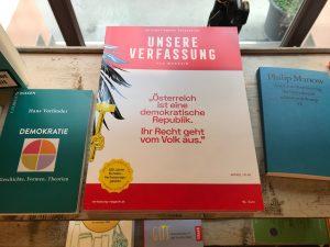 Herzlichen Glückwunsch – Die Österreichische Verfassung wird 100 Jahre alt