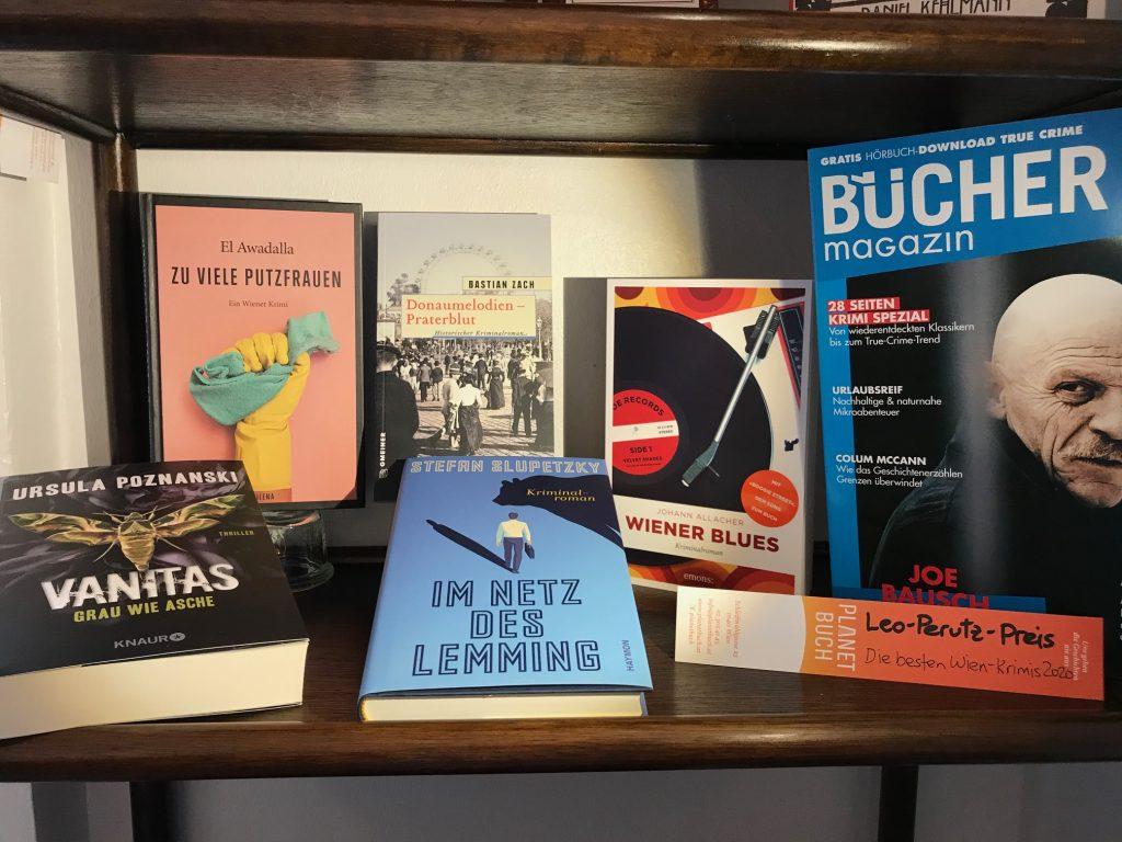 Preisverdächtige Wien-Abenteuer für Krimifans