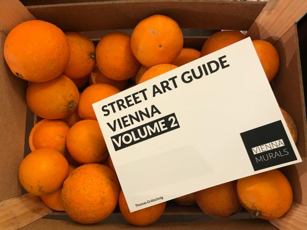 Street Art Guide Vienna Volume 2