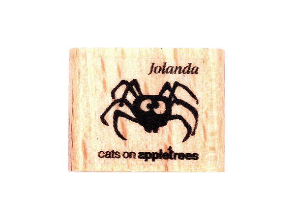 Spinne Jolanda – Stempel