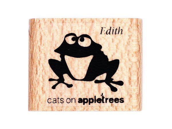 Frosch Edith – Stempel