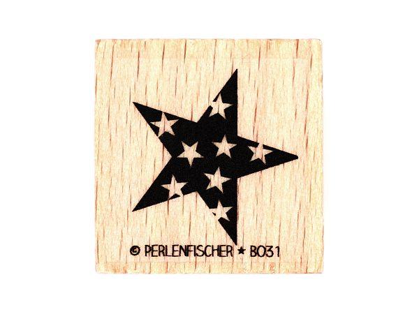 Stern mit Sternen