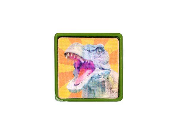 Dinosaurier T-Rex-World orange – Stempel