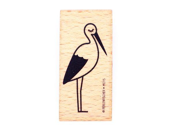 Vogel Storch