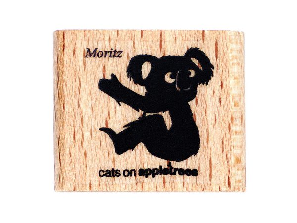 Koala Moritz – Stempel