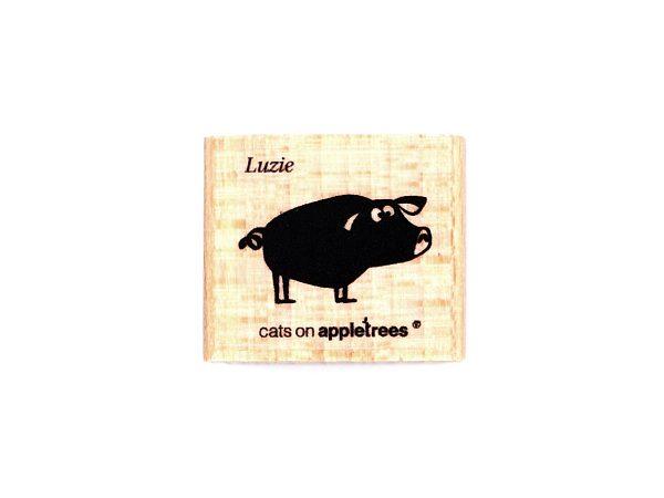 Schwein Luzie