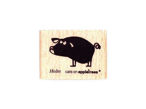 Schwein Holm