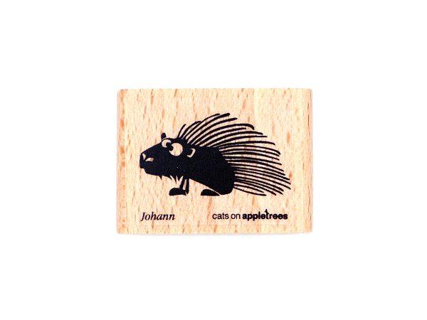 Stachelschwein Johann
