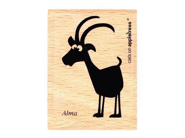 Steinbock Alma