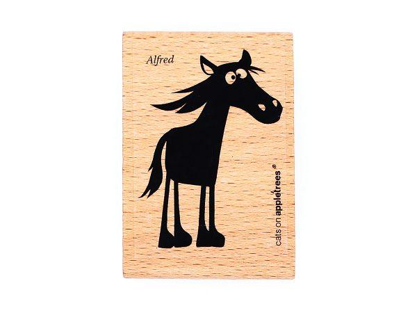 Pferd Alfred