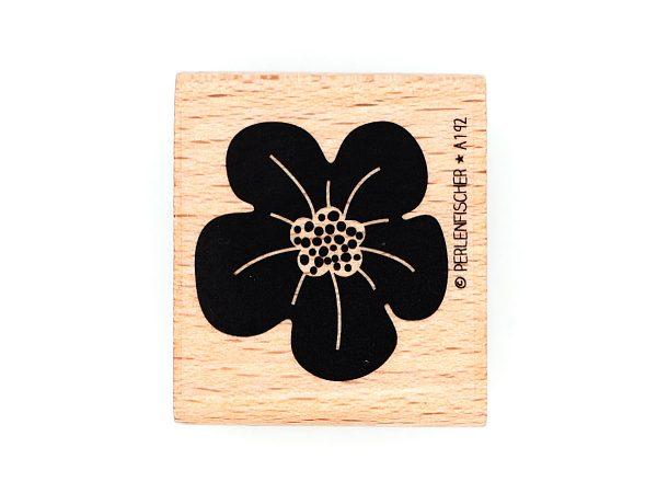 Blüte Riesenblume – Stempel