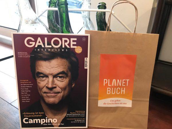 GALORE – Das Interview-Magazin 43/2020