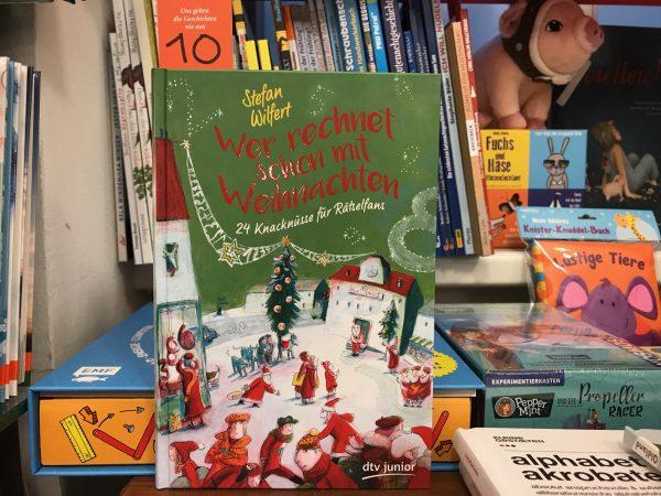 Wer rechnet schon mit Weihnachten – Adventskalender für Rätselfans