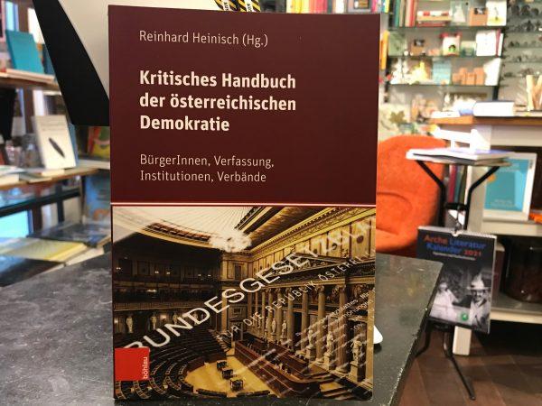 Kritisches Handbuch der österreichischen Demokratie