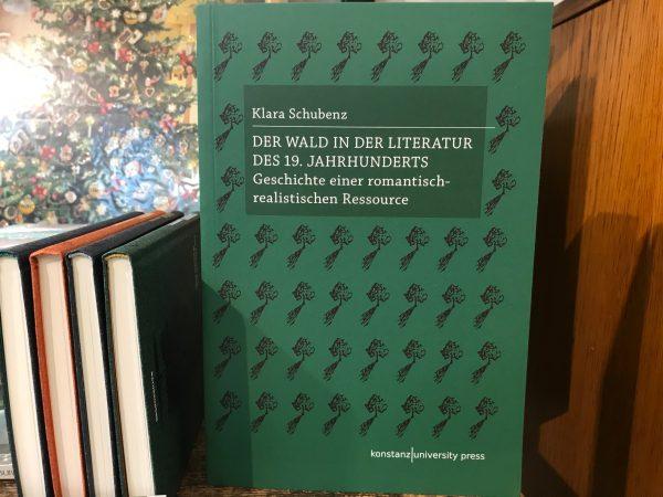 Der Wald in der Literatur des 19. Jahrhunderts