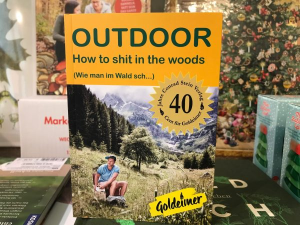Outdoor - How To Shit In The Woods