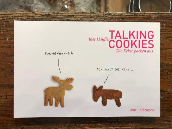 Talking Cookies - Die Kekse packen aus
