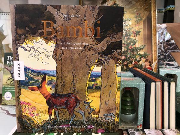 Bambi – Eine Lebensgeschichte aus dem Walde