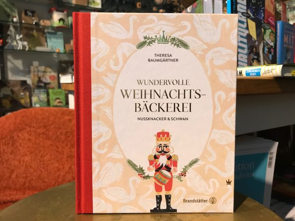 Wundervolle Weihnachtsbäckerei – Nussknacker & Schwan