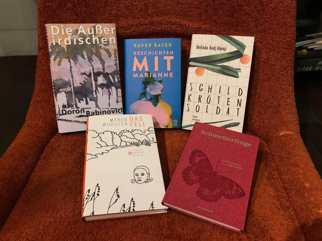Shortlist zum WORTMELDUNGEN-Literaturpreis steht fest