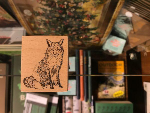 Fuchs natur – Stempel