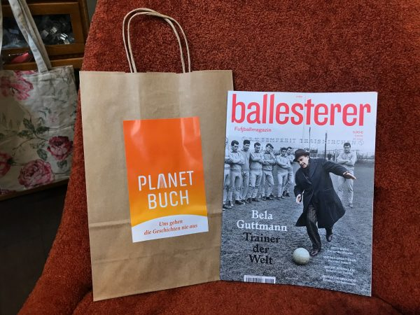 ballesterer – Fußballmagazin No. 158/2021
