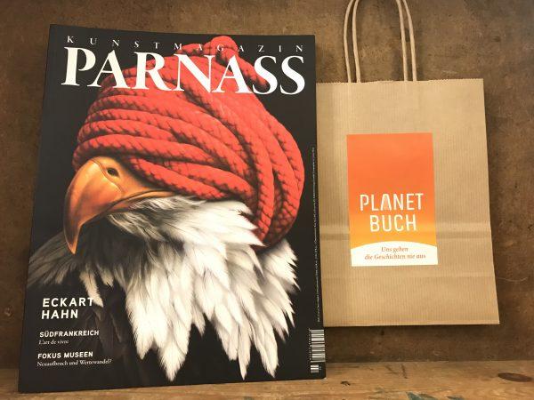 PARNASS Kunstmagazin 2/2021