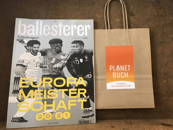 ballesterer – Fußballmagazin No. 161/2021