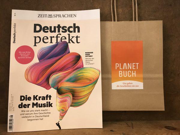Deutsch perfekt 8/2021
