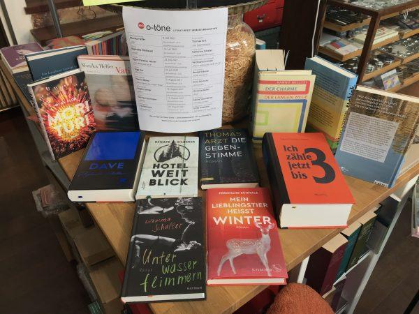 o-töne Literaturfestival – Bücher aus Österreich vor großem Publikum