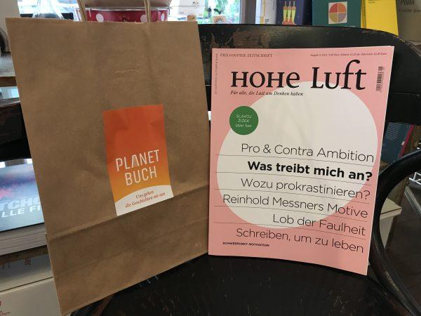 HOHE LUFT – Philosophie-Zeitschrift 5/2021