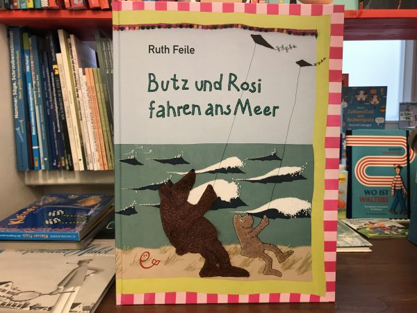 Butz und Rosi fahren ans Meer