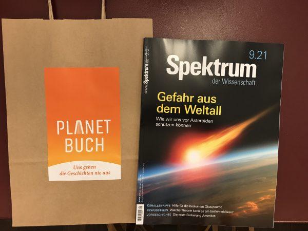 Spektrum der Wissenschaft 9/2021
