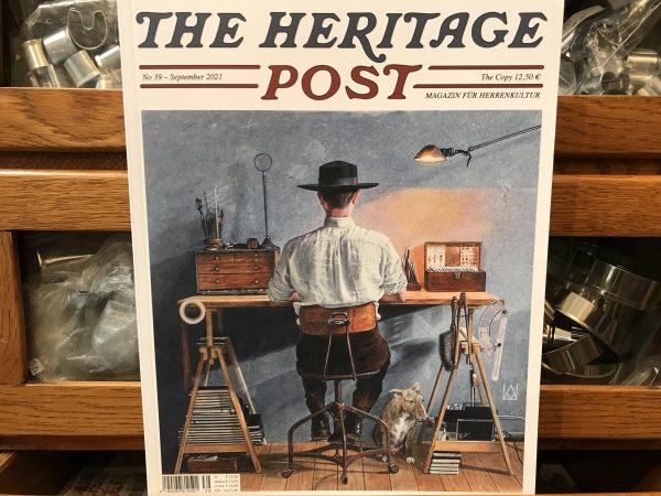 The Heritage Post – Magazin für Herrenkultur No. 39/2021