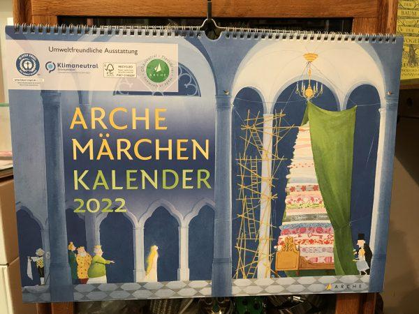 Arche Märchen Kalender 2022