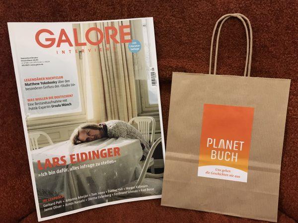 GALORE – Das Interview-Magazin Nr. 48/2021