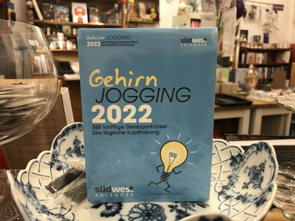 Gehirnjogging 2022 Tagesabreißkalender