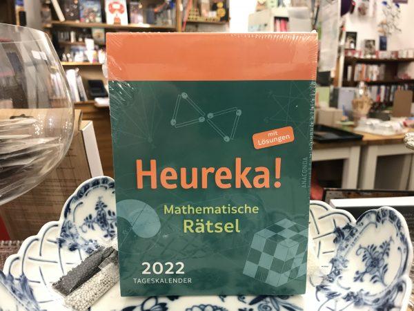 Heureka! Mathematische Rätsel Tageskalender 2022