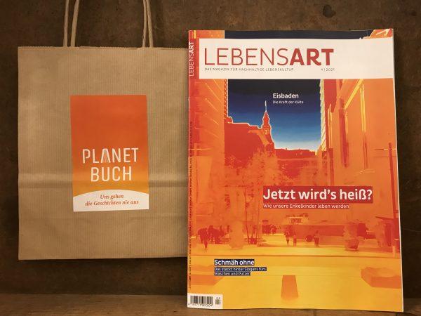 LEBENSART – Das Magazin für nachhaltige Lebenskultur 4/2021