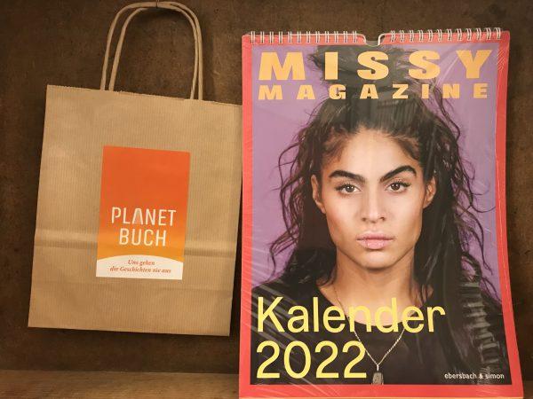 Missy Magazine Kalender 2022