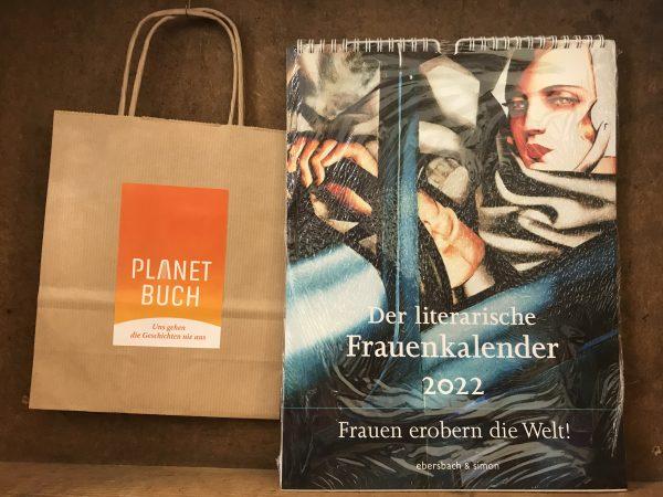 Der Literarische Frauenkalender 2022